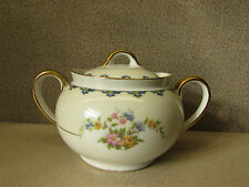 Noritake China ATHLONE Covered Sugar Bowl