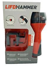 NOTHAMMER Life Hammer Evolution mit Gurtmesser & Quick Click Halterung  10660