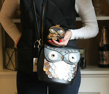 Kate Spade WISE OWL Crossbody Bag AND Coin Purse NWT