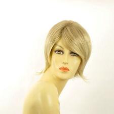 Perruque femme longue blond méché blond très clair ROSY 15t613