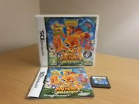 Moshi Monsters: Katsuma Unleashed, Nintendo DS & 3DS - COMPLETE WITH MANUAL