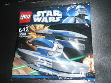 LEGO Polybag 30055 STAR WARS Vulture Droid Poly Bag Vehicle Brick Set Sealed New