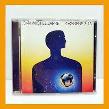 Vintage JEAN MICHEL JARRE OXYGENE 7-13 Music CD Original Genuine Retro Old Rare