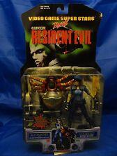 Resident Evil Jill Valentine Web Spinner Figures MOC ToyBiz Video Game Superstar