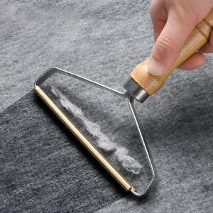 Portable Lint Remover Clothes Fuzz Shaver Reusable Trimmer Manual Roller Carpet