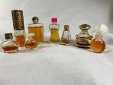 Mixed Lot of 8 Women's Mini Size Perfumes/Fragrances. a310