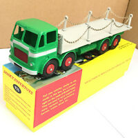 ATLAS 1/43 DINKY TOYS/SUPERTOYS 935 LEYLAND OCTOPUS FLAT TRUCK MODEL DIECAST