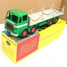 Atlas 1 43 Dinky Toys Supertoys 935 Leyland Octopus Flat Truck Model Chains