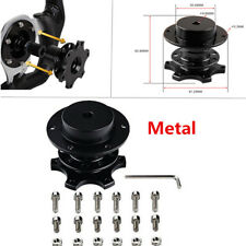 Latest Racing Car Quick Release Snap Off Steering Wheel Hub Adapter Universal