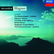 Wagner-The World Of Wagner CD NEW/SEALED