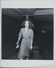 Lois Chiles (American Actress and Fashion Model) ORIGINAL PHOTO HOLLYWOOD Candid