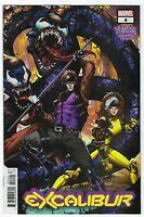 Excalibur #4 Venom Island Variant (Marvel Comic Book  2019) NM