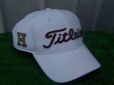 Titleist Harvard University Crimson Performance Adjustable SnapBack Golf Hat Cap