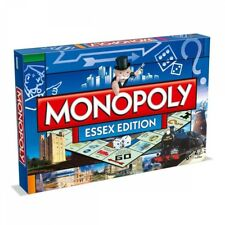 Winning Moves Essex Monopoly Board Game