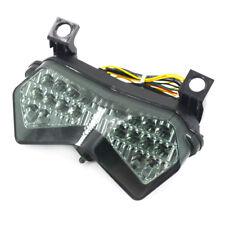 For Kawasaki ZX6R Z750S Z1000 Led Rear Brake Turn Signal Tail Light Taillights