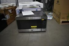 """Ge Jes1657Smss 22"""" Stainless Countertop Microwave Nob #51152 Hrt"""