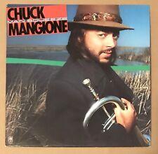 CHUCK MANGIONE~MAIN SQUEEZE~1976 A&M LATIN JAZZ FUNK CLASSIC LP *ORIGINAL* NM+