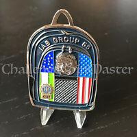 NYPD INTERNAL AFFAIRS BUREAU GROUP 53 backpack Challenge Coin IAB