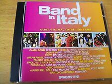BAND IN ITALY COSI VICINA,COSI LONTANA CD CORVI RIBELLI CALIFFI DE DE LIND