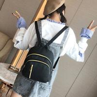 Women Mini Backpack Fashion Soft Shoulder School Rucksack Ladies Girls Travel