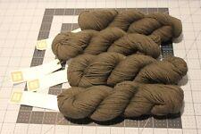 Shibui Merino Alpaca wool yarn grey Mineral 524 yards 4 skeins