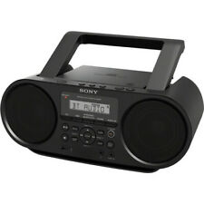 Sony Portable Bluetooth Digital Turner AM/FM CD Player Mega Bass Boombox