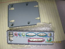 HP Motherboard Backplate 5002-6287 I/O Shield Case  IO USS Harry S. Truman