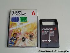 Philips Videopac G7000 Game: 06: Tenpin Bowling [PAL] (Complete)