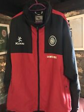 wycombe wanderers football training Windbreaker jacket Coat kukri size Large L