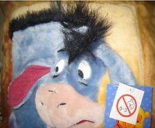 Disney Winnie The Pooh Eeyore Donkey 3d Plush Cushion Cover 35x35cm