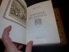 Robert Merle - Fortune de France (tomes 1 & 2) Editions Famot (1983)