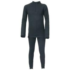 Trespass Unite 360 Kids Base Layer Set Thermal Top and Trousers Wicking