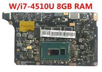 For Lenovo Yoga 2 Pro Motherboard 8GB 5B20G38213 NM-A074 W/ I7-4500U Mainboard