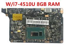 For Lenovo Yoga 2 Pro Motherboard NM-A074 W/ I7-4500U 8GB 5B20G38213 Mainboard
