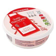 250 gr / 8.81 oz MASCARPONE CHEESE (Ideal for Tiramisu) ** Free Shipping