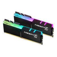 16GB (8GBx2) G.SKILL Trident Z RGB PC Desktop Memory DDR4 PC4-24000 3000MHz F4-3
