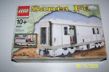 LEGO Eisenbahn Santa Fe Waggon 10025 Neu OVP ungeöffnet 10020 10022