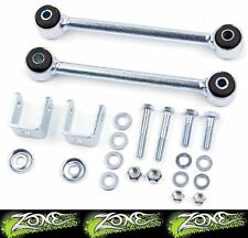 """1993-1998 Jeep Grand Cherokee ZJ Front Sway Bar Links fits 4-5"""" Lift Kit"""