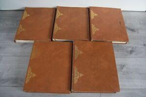 Set Man Myth and Magic Volumes   1,2,4,5,6  Purnell