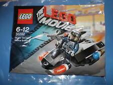 Lego Movie Polybag 30282 Super Secret Police Enforcer BNIB