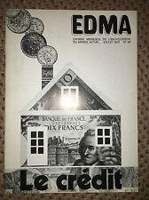 EDMA - Cahiers mensuels de l'encyclopédie du monde actuel