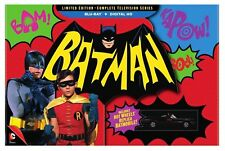 Batman The Complete Series ~ NEW LIMITED EDITION 13-DISC BLU-RAY SET + EXTRAS!