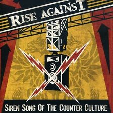 Rise Against - Siren Song of the Counter-Culture [New CD] Bonus Track