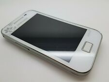 VGC (Unlocked Including 3) Samsung Galaxy Ace GT-S5830I White Smartphone