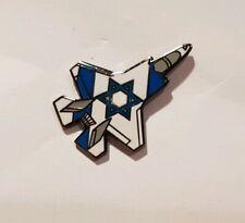 Israel Air Force F-35 Lightning Ii lapel pin badge, Lockheed Martin, Iaf, Adir