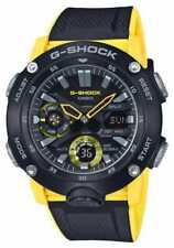 Casio   G-Shock Carbon Kernbeschermer   Zwart GA-2000-1A9ER Horloge