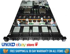 Dell PowerEdge R630 1U Server 2x E5-2660V3 128GB 2x 600GB H730 Dell Warranty '19