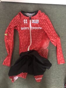 CYCLING KIT - BUNDLE - Skinsuit, Long Sleeved Jersey and Cap