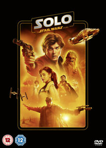 Solo - A Star Wars Story DVD (2018) Alden Ehrenreich, Howard (DIR) cert 12