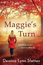 NEW - Maggie's Turn by Sletten, Deanna Lynn